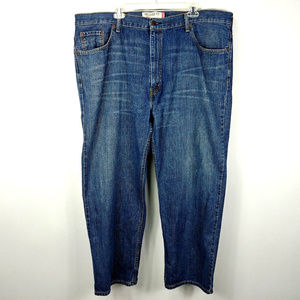 Levis 550 Mens Sz 44x30 Jeans Relaxed Fit